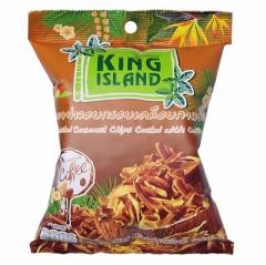 King Island Кокосовые чипсы в кофейной глазури 40г