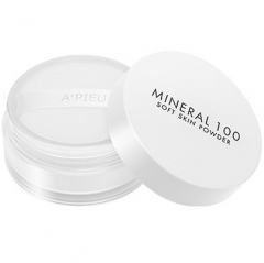 A'pieu Mineral 100 Soft Skin Powder Минеральная рассыпчатая пудра 4г