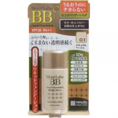 Meishoku Moist Labo BB Liquid Foundation Жидкая тональная основа SPF28 PA++ 25мл
