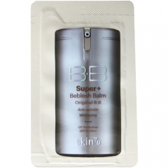 Skin79 Super Plus Beblesh Balm Gold BB крем с экстрактом черной икры и золотом SPF30 PA++ 1г