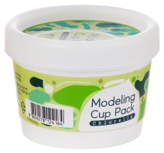 INOFACE Modeling Cup Pack Chlorella Альгинатная маска с хлореллой 15мл