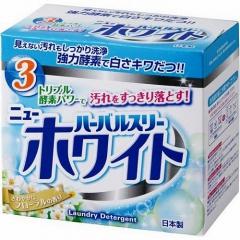 Mitsuei Herbal Three Стиральный порошок с отбеливателем и ферментами 850г