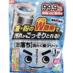 LEC Средство для очистки барабанов стиральных машин 70мл*70г