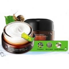 Mizon Snail Repair Eye Cream Восстанавливающий крем для кожи вокруг глаз 80% слизи улитки 25мл