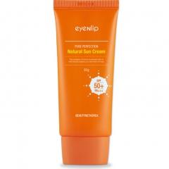 Eyenlip Pure Perfection Natural Sun Cream Солнцезащитный крем для лица SPF50+/PA+++ 50г