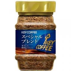 """Key Coffee Instant Coffee Special Blend Растворимый кофе """"Особый вкус"""" 90г"""