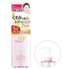 BCL Research Moist Oil Cleansing Гидрофильное масло с AHA-кислотами для сухой кожи 145мл
