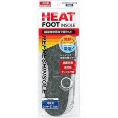 Fudo Kagaku Heat Foot Insole Мужские теплосберегающие стельки с дезодорирующим эффектом (24-27 см) 1