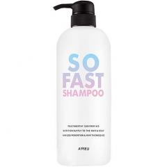 A'pieu So Fast Shampoo Укрепляющий шампунь для роста волос 730мл