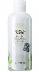 The Saem Healing Tea Garden White Tea Cleansing Water Очищающая вода с экстрактом белого чая 300мл