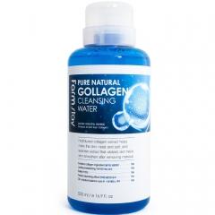 Farmstay Pure Natural Collagen Water Очищающая вода с коллагеном 500мл