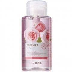 The Saem Botanica Rose Moisturizing Toner Тоник для лица увлажняющий с экстрактом розы 400мл