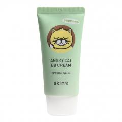 Skin79 Angry Cat BB Cream Soothing ББ-крем успокаивающий и смягчающий SPF50+ PA+++ 30г