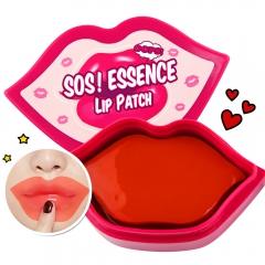 Berrisom SOS ! Essence Lip Patch Набор патчей для губ с коллагеном 20шт