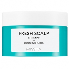 Missha Fresh Scalp Therapy Cooling Pack Охлаждающая маска для кожи головы 200мл