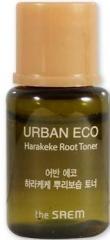 The Saem Urban Eco Harakeke Root Toner Тонер с экстрактом новозеландского льна (миниатюра) 5мл