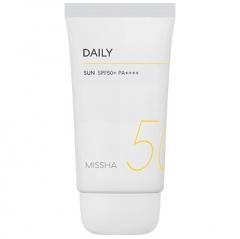 Missha All Around Safe Block Daily Sun Солнцезащитный крем для тела SPF50+/PA++++ 50мл