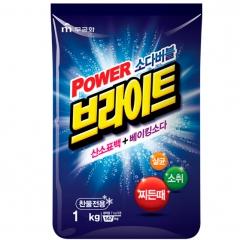 Mukunghwa Power Bright Refill Type Бесфосфатный стиральный порошок для удаления пятен 1кг