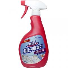CJ Lion Beat Жидкое чистящее средство-спрей для обработки ткани перед стиркой 500мл