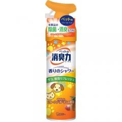 ST Airwash Дезодорант-спрей для комнат против запаха домашних животных с ароматом фруктов 280мл