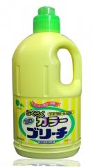 Mitsuei Кислородный жидкий отбеливатель для цветных тканей 2л