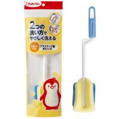 ChuChuBaby Щётка-спонж для мытья детских бутылочек 1шт