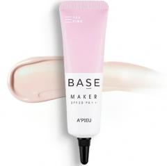 A'pieu Base Maker Pink База под макияж для тусклой кожи SPF30/PA++ 20г
