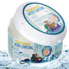 Elizavecca Water Coating Aqua Brightening Mask Ночная интенсивно увлажняющая маска 100г