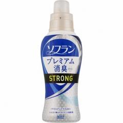 Lion Soflan Aroma Natural Strong Кондиционер для белья (ароматом диких цитрусовых) (рефил) 570мл