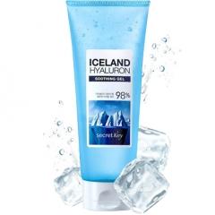 Secret Key Iceland Hyaluron Soothing Gel Гель для лица и тела с гиалуроновой кислотой 200мл