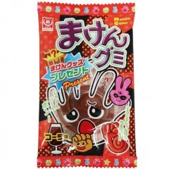 "Sugimotoya Seika Maken gumi Мармелад ""Ручка"" со кусом колы 15г"