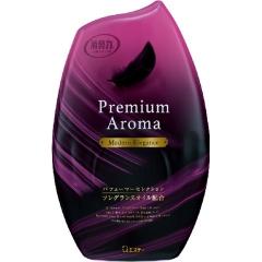 ST Shoushuuriki Жидкий дезодорант-ароматизатор для комнат (бергамот и жасмин) 400мл
