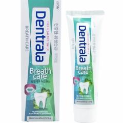 Lion Dentrala Breath Care Зубная паста - ультракомплекс для свежего дыхания 120г