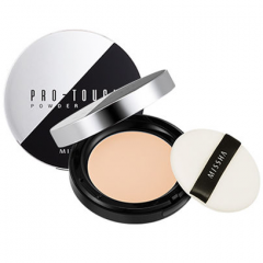 Missha Pro-Touch Powder Pact Компактная пудра для лица SPF25/PA++ 10г