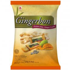 Gingerbon Конфеты имбирные с манго 125г