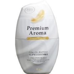 ST Shoushuuriki Жидкий дезодорант-ароматизатор для комнат (фруктово-цветочный аромат) 400мл