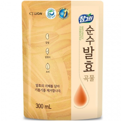 "CJ Lion Chamgreen Pure Fermentation Средство для мытья посуды ""5 злаков"" (рефил) 300мл"