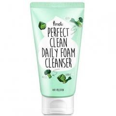Prreti Perfect Clean Daily Foam Cleanser Очищающая пенка для лица с детокс эффектом 150г