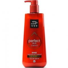 Mise En Scene Perfect Serum Rinse Rich Восстанавливающий кондиционер для поврежденных волос 680мл