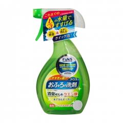Daiichi FUNS Спрей чистящий для ванной комнаты с ароматом свежей зелени 380мл