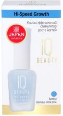 IQ Beauty Hi-Speed Growth Высокоэффективный стимулятор роста ногтей 12.5мл