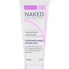 A'pieu Naked Peeling Gel Crystal Интенсивный пилинг-гель с алмазным порошком 100мл