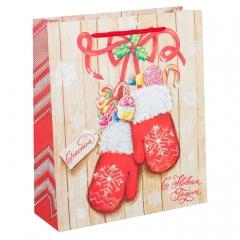 GiftPack Сладости в подарок Пакет ламинат вертикальный, 18х23х8см
