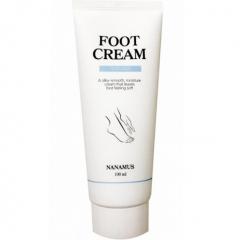 Nanamus Foot Cream Увлажняющий крем для ног 100мл