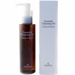 The Skin House Essential Cleansing Oil Очищающее гидрофильное масло 150мл