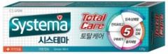 CJ Lion Systema Зубная паста для полной защиты (Ароматом зеленой мяты) 120г