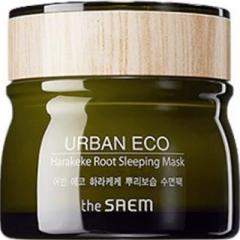 The Saem Urban Eco Harakeke Root Sleeping Mask Маска ночная с экстрактом новозеландского льна 80мл
