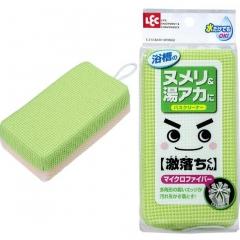 LEC Плотная губка для чистки ванный без моющих средств 85*48*155 1шт