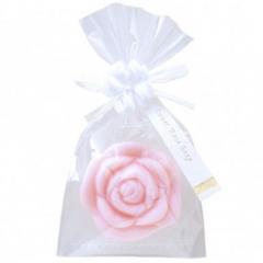 Master Soap Роза Мыло туалетное косметическое (розовый) 21г