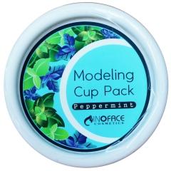 INOFACE Modeling Cup Pack Peppermint Альгинатная маска с экстрактом перечной мяты 15мл